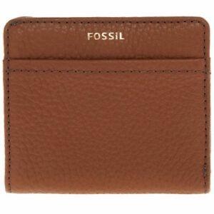 Fossil Tessa Bifold Wallet in Medium Brown